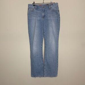 AG The Gemini Light Wash Jeans